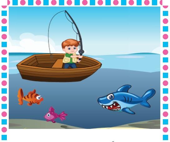 أنشودة هيا بنا هيا نصطاد السمك ـ السنة الأولى